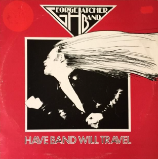 "George Hatcher Band ‎- Have Band Will Travel (10"") (VG-/G)"